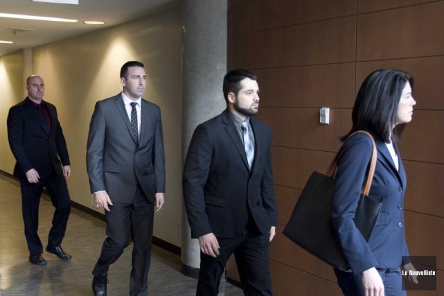 Le verdict sera connu lundi dans l'affaire des... (Sylvain Mayer, Le Nouvelliste)