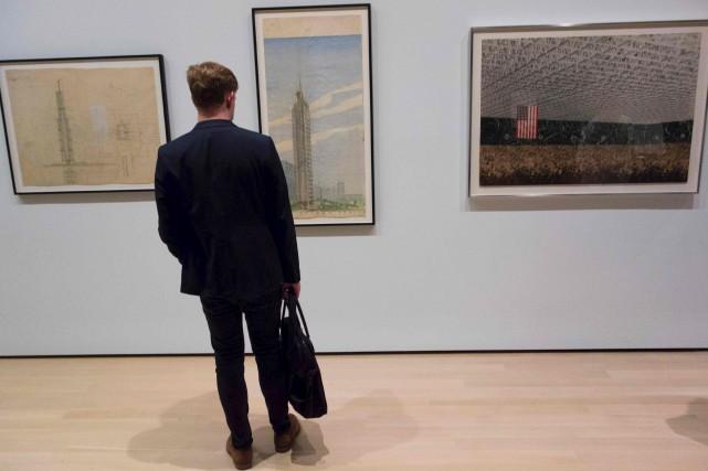 150 ans après sa naissance, le MoMA consacre... (AFP, Don Emmert)