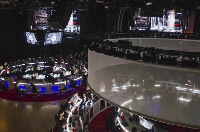 Electronic Arts a organisé trois jours de fan... (AFP, Andrew Cullen)