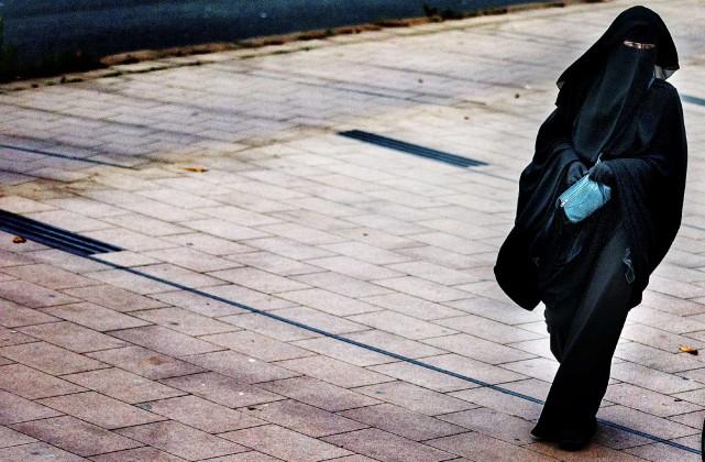 «Nous ne voulons pas de vêtements recouvrant le... (AFP)