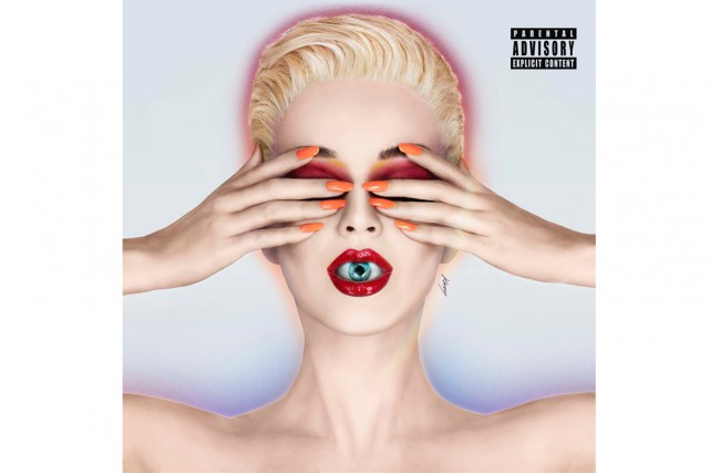 Witness, de Katy Perry... (Image fournie par Capitol)
