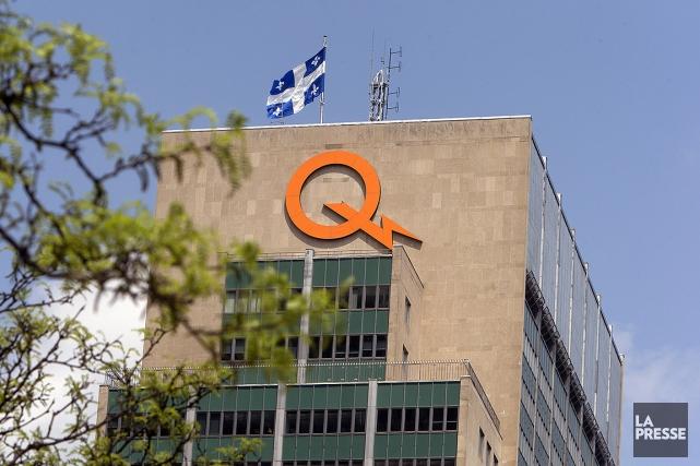 Le siège social d'Hydro-Québec, à Montréal, s'appellera désormais... (Robert Skinner, archives La Presse)