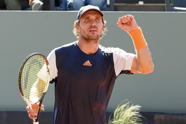 Mischa Zverev... (Photo Salvatore Di Nolfi, archives Keystone via AP)