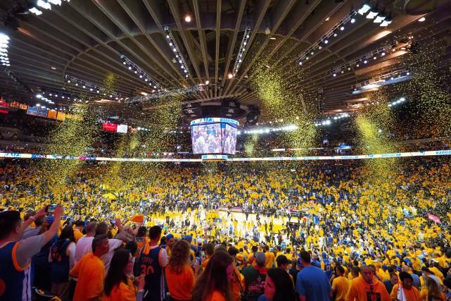 Le prix des sièges les mieux placés pour... (Photo Kelley L Cox, USA TODAY Sports)