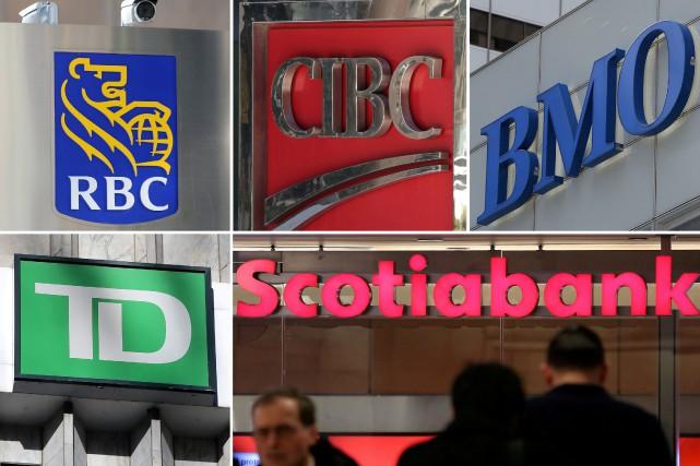 Des représentants des plus grandes banques du pays... (Photo Chris Helgren, REUTERS)