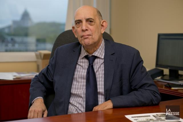 Marvin Rotrand a étévice-président du conseil d'administration de... (PHOTO DAVID BOILY, LA PRESSE)