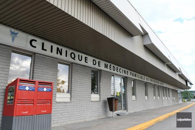 Au départ, l'objectif était de rester à Chicoutimi-Nord,... (Le Quotidien, Rocket Lavoie)