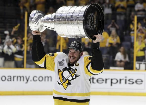 Une autre coupe Stanley, un autre Conn-Smythe: Crosby... (AP)