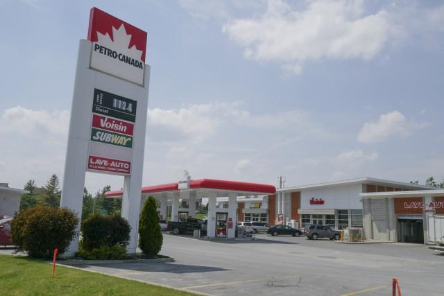 Costco viserait à vendre 25 millions de litres... (Spectre Média, René Marquis)