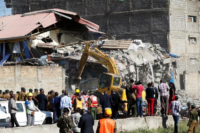Selon la Croix-Rouge, la police et des témoins,... (PHOTO REUTERS)