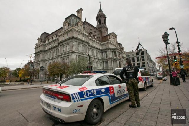 Sur environ 22000employés à la Ville de Montréal,... (HUGO-SEBASTIEN AUBERT, ARCHIVES LA PRESSE)