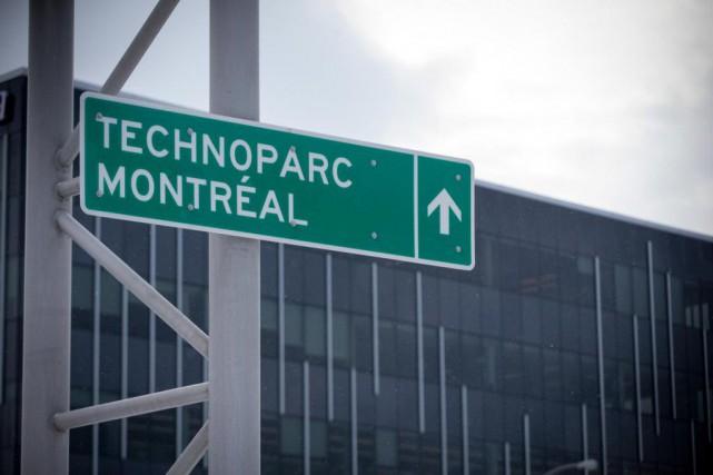 Les locaux des parcs industriels se remplissent dans... (PHOTO OLIVIER JEAN, archives LA PRESSE)