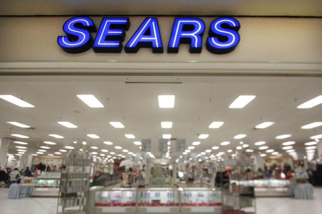 Sears Canada a indiqué mardi qu'elle entretenait un «doute important» quant à... (Etienne Ranger, Archives Le Droit)