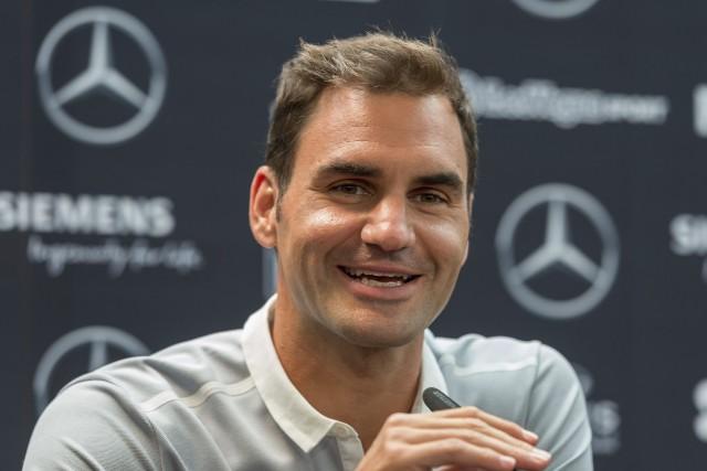Roger Federer... (Photo Daniel Maurer, AP)