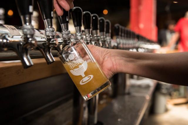 La 24e édition du Mondial de la bière... (Photo fournie par le Mondial de la bière)