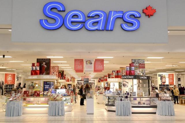 Sears Canada a prévenu mardi par voie de communiqué qu'elle a été incapable... (Photo Sears Canada)