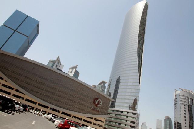 La bourse du Qatar a connu une chute, dimanche, alors que le petit pays du... (Photo archives REUTERS)