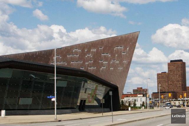 Le Musée canadien de la guerre... (Archives, Le Droit)