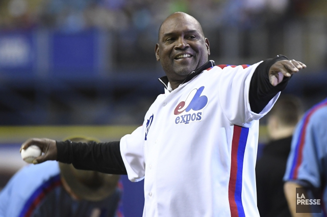 Tim Raines sera intronisé au Temple de la... (Archives, La Presse)