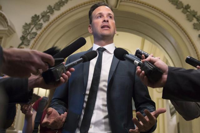 Il est «indécent» que l'équipe de l'administration Brière... (Archives La Presse canadienne)