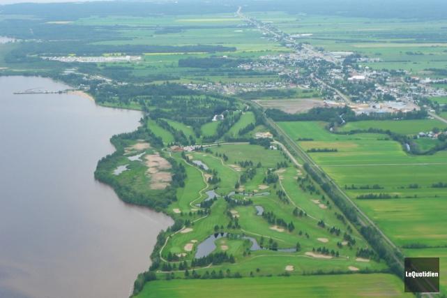 Le Club de golf Saint-Prime-sur-le-lac change de nom.... (Archives le Quotidien)