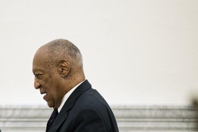 Le second procès de la légende de la télévision américaine Bill Cosby,... (PHOTO ARCHIVES AP)