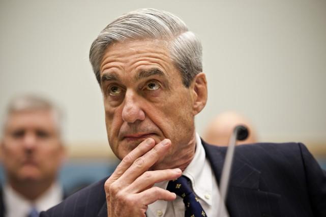 Robert Mueller a été directeur du FBI entre... (ARCHIVES AP)