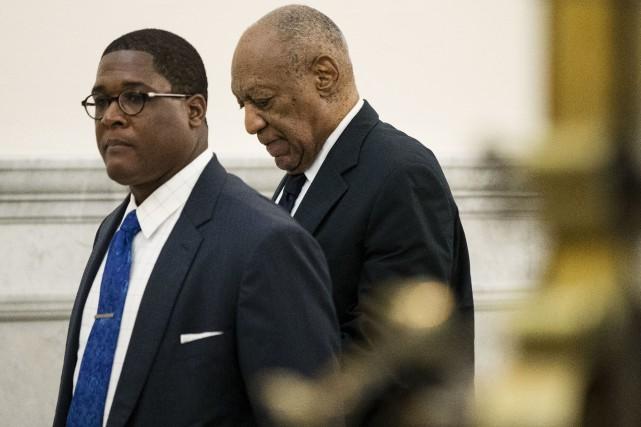 Bill Cosby, 79 ans, est accusé d'avoir drogué... (AP, Matt Rourke)