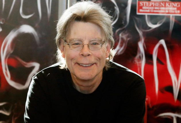 Stephen King... (Photo François Mori, archives Associated Press)