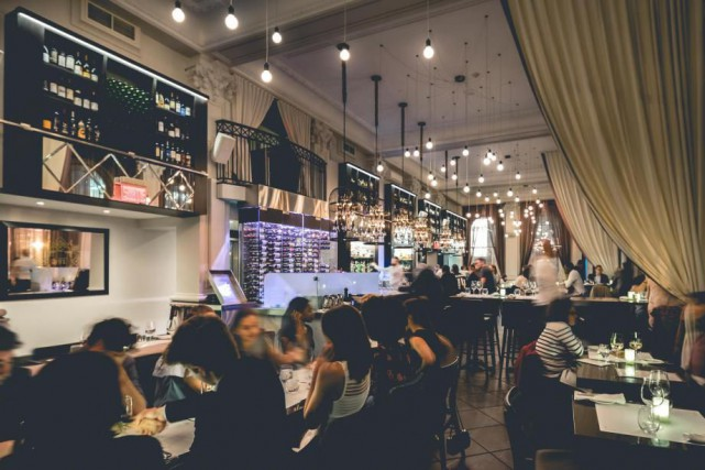 La Suite 701 est désormais rebaptisée Brasserie 701... (Photo Raphaël Thibodeau,fournie par Brasserie 701)