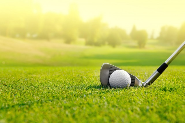 Golf... (Photo 123RF)