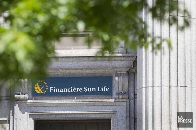Financière Sun Life... (Archives La Presse)