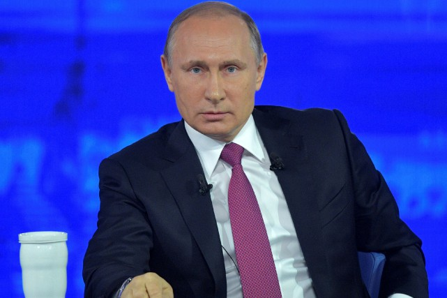 Vladimir Poutine... (Photo REUTERS)