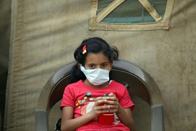 L'épidémie de choléra au Yémen, un pays ravagé par la guerre depuis plus de... (Photo Mohammed Huwais, archives Agence France-Presse)