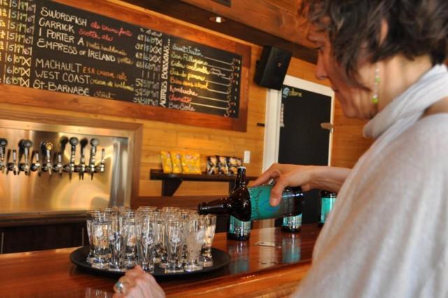La boisson élaborée par O EffetVertSens est une... (Photo fournie par O EffetVertSens)