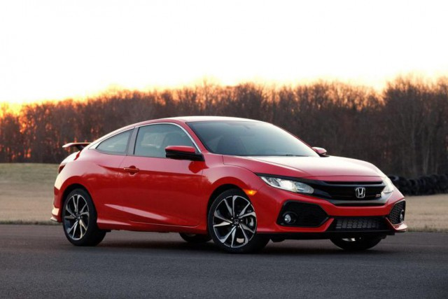La Honda Civic Si... (PHOTO FOURNIE PAR HONDA)