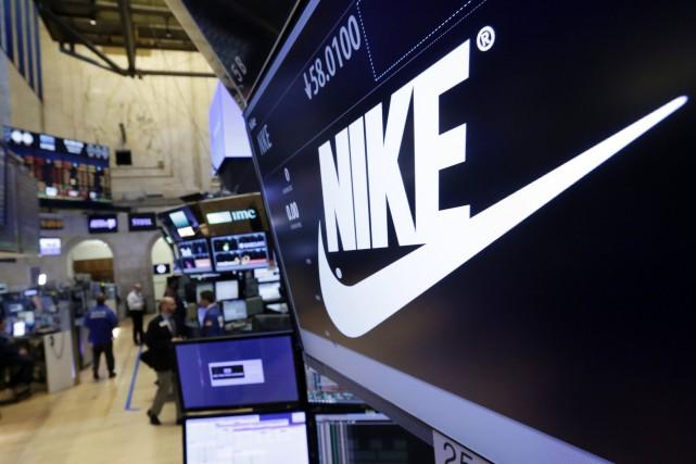 Comme le reste de l'industrie textile américaine, Nike... (AP)