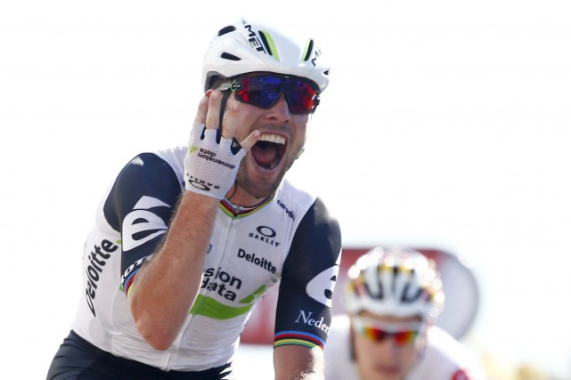 Mark Cavendish... (Photo Peter Dejong, archives AP)