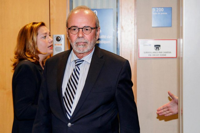 L'ex-président de la Fédération des travailleurs du Québec,... (PHOTO ALAIN ROBERGE, LA PRESSE)