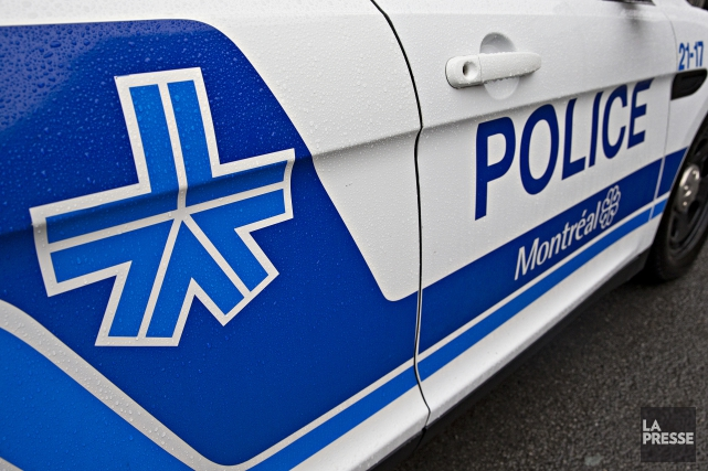 Le SPVM a arrêté hier 14 présumés distributeurs de drogues de toutes sortes... (Photo Patrick Sanfaçon, archives La Presse)