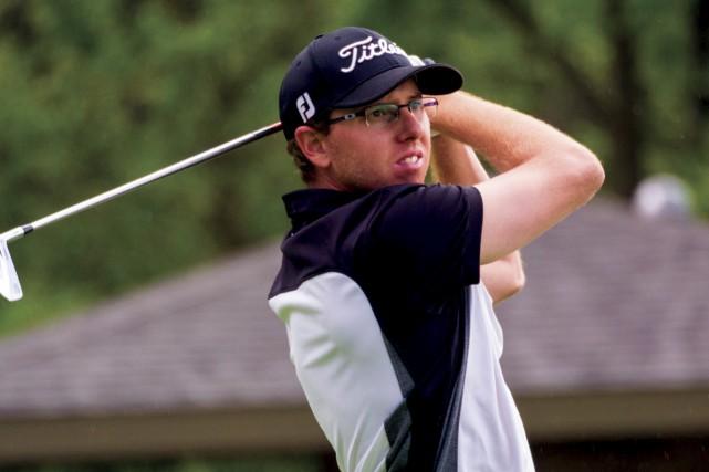 Jean-Philip Cornellier a remporté le Championnat de la... (PGA du Canada, tirée de Facebook)
