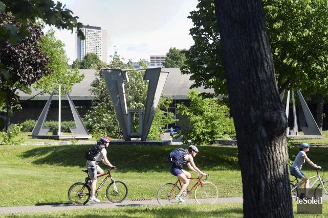 La proposition de changer le nom du parc... (Photothèque Le Soleil, Jean-Marie Villeneuve)