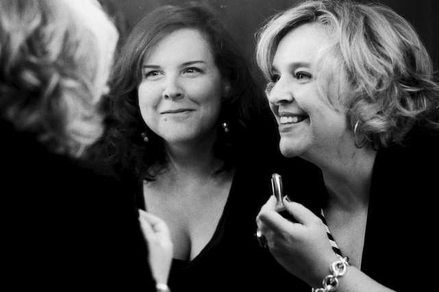 Marie-Nicole Lemieux etKarina Gauvinseront en concert le 29... (Laure Vasconi/Naïve)