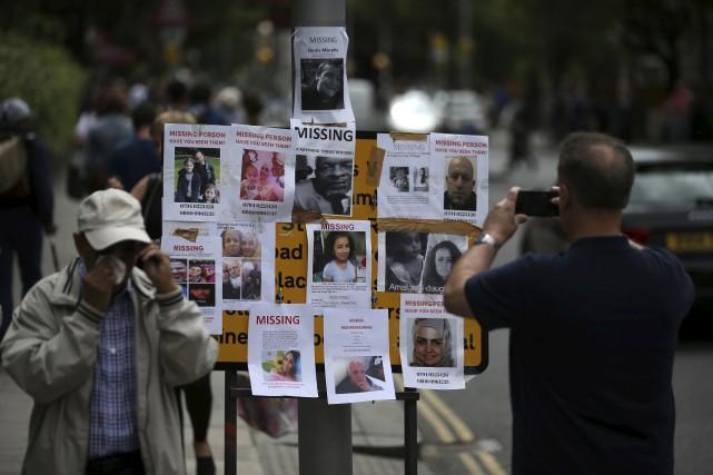L'agence de presse britannique Press Association fait état... (AFP, Daniel LEAL-OLIVAS)