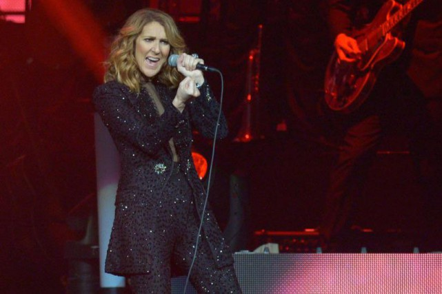 Spectacle de Céline Dion au Centre Vidéotron de... (Photo Yan Doublet, archives Le Soleil)