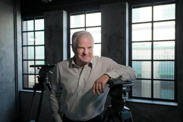 Luc Doyon quittera son poste device-président exécutif et... (photoIVANOH DEMERS, archivesLA PRESSE)