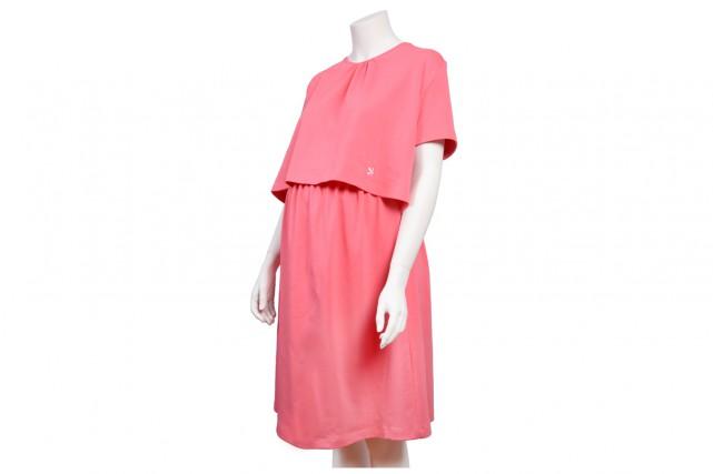 Robe de maternité Plus 1. Cette robe est... (Photo fournie par Plus 1)