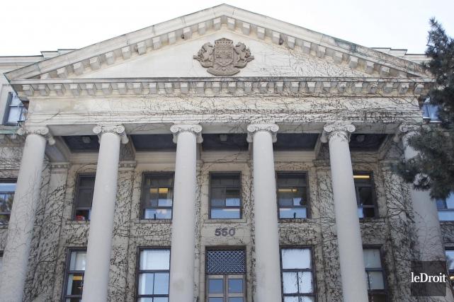 L'Université d'Ottawa accueillera ce centre de formation continue.... (Simon Séguin-Bertrand, Archives Le Droit)