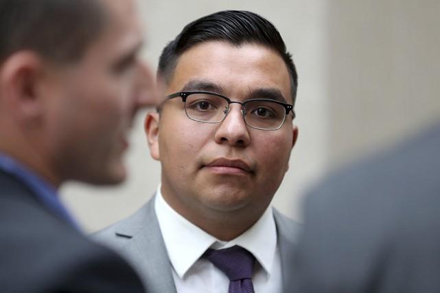 Jeronimo Yanez a été acquitté de l'homicide dePhilando... (AP)