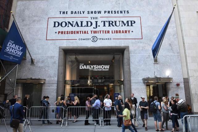 Jusqu'à dimanche, le grand public est invité à... (photo TIMOTHY A. CLARY, AFP)